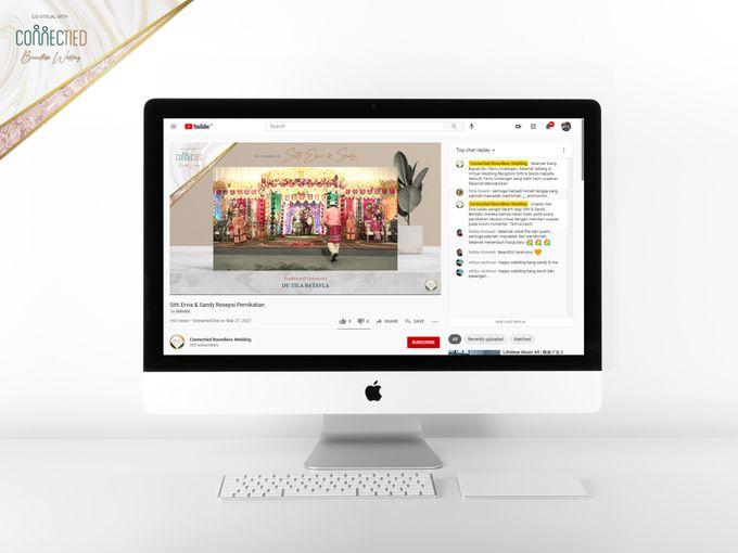 Sitti Ervia & Sandy - Digital Invitation / Undangan Digital Connectied v2.0 + Live Streaming by Connectied Virtual Wedding - 005