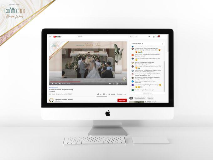 Yoseph & Sharen - Digital Invitation / Undangan Digital Connectied v2.0 + Live Streaming by Connectied Virtual Wedding - 005