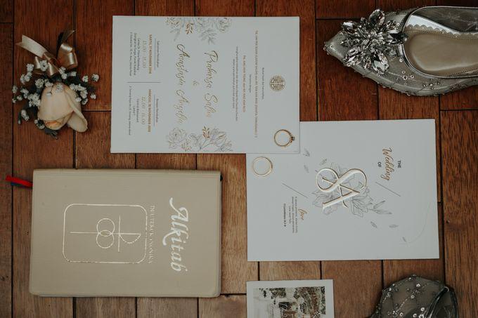 The Wedding of Prakarsa & Angel by V&Co Jewellery - 005