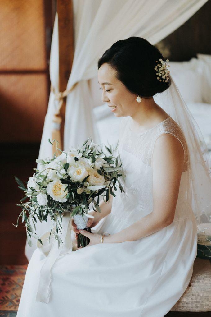 The Wedding of Shahril & Vivian by BDD Weddings Indonesia - 005