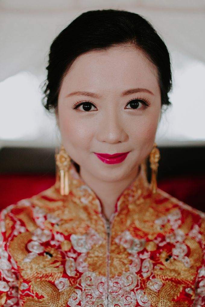 The Wedding of Ryoichi & Stephanie by BDD Weddings Indonesia - 004