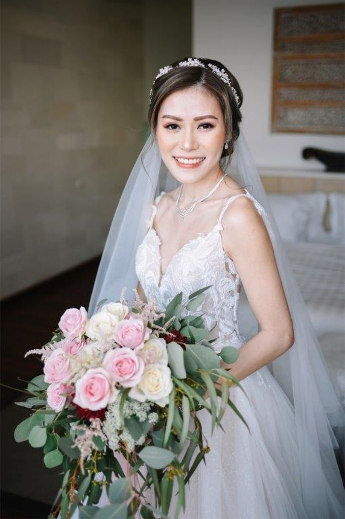 The Wedding of Donald & Larissa by BDD Weddings Indonesia - 005
