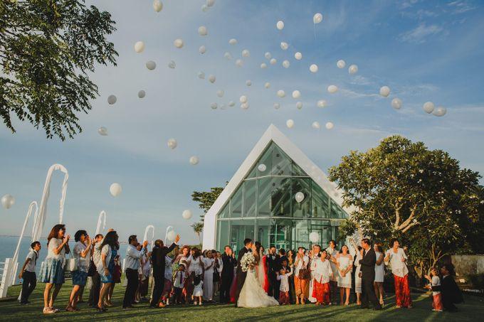 The Wedding of Denny & Maureen by BDD Weddings Indonesia - 005