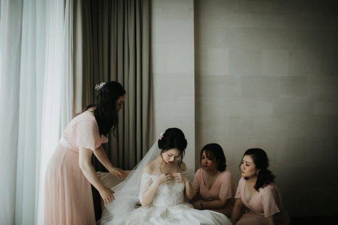 The Wedding of Benjamin & Wenjie by BDD Weddings Indonesia - 005