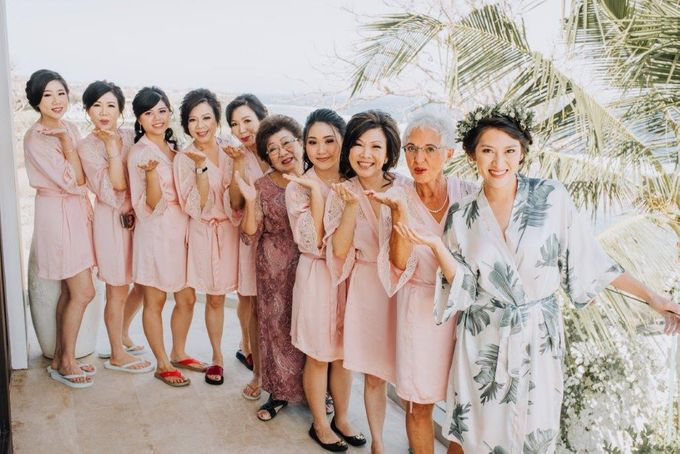 The Wedding of Christoph & Jessica by BDD Weddings Indonesia - 005