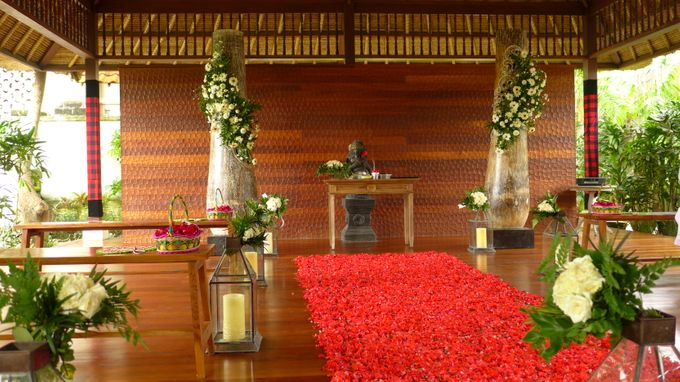 WEDDING SUDAMALA SUITES & VILLAS BALI by Sudamala Resorts - 007