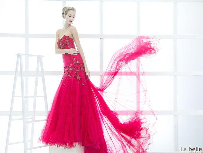 Bridal Gown Collection 2015: Legends by La Belle Couture Weddings Pte Ltd - 002