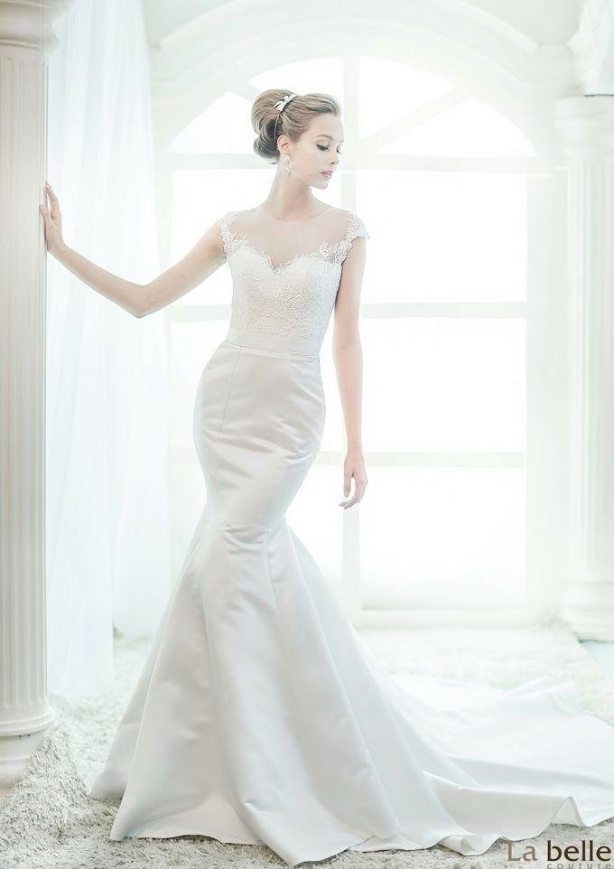 Bridal Gown Collection 2015: Legends by La Belle Couture Weddings Pte Ltd - 005