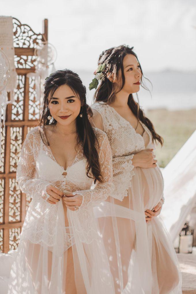 Bohemian Sisters Boudoir by Whimsey June - 007
