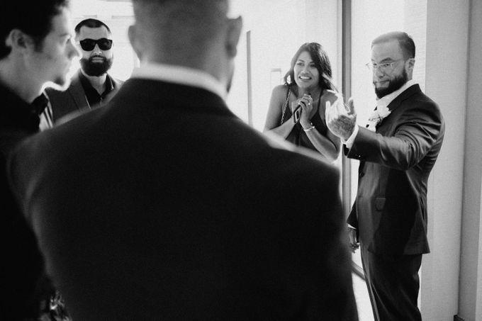 The Wedding of Chris & Mona by Varawedding - 011