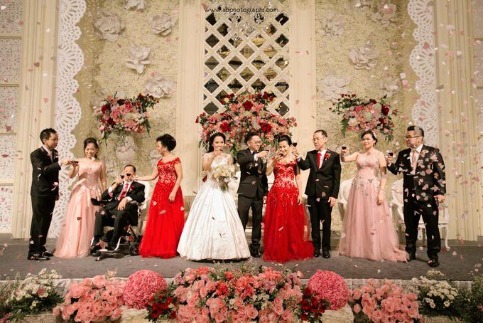 THE WEDDING OF RICHARD & LYDIA by Cynthia Kusuma - 048