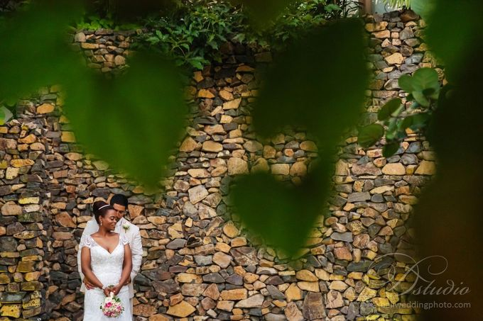 Tenniel and Dean Wedding by D'studio Photography Bali - 023