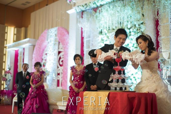Benny & Sylvia Wedding by Experia Photography - 014