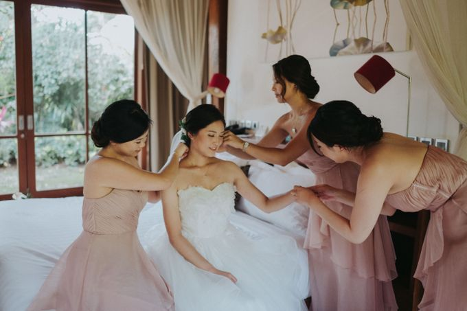 Intimate Wedding in Canggu by Silverdust Decoration - 007