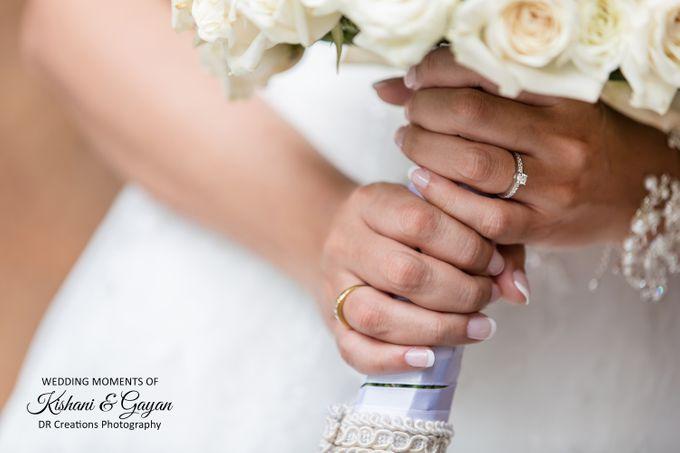 Wedding of Kishani & Gayan by DR Creations - 018
