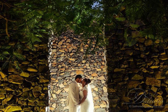 Tenniel and Dean Wedding by D'studio Photography Bali - 024