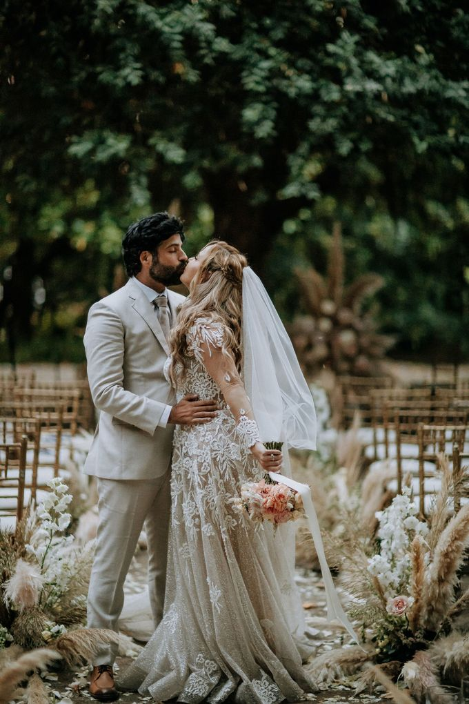 Summer & Pedro Castle Wedding by Fashion Moments Eventos - 015