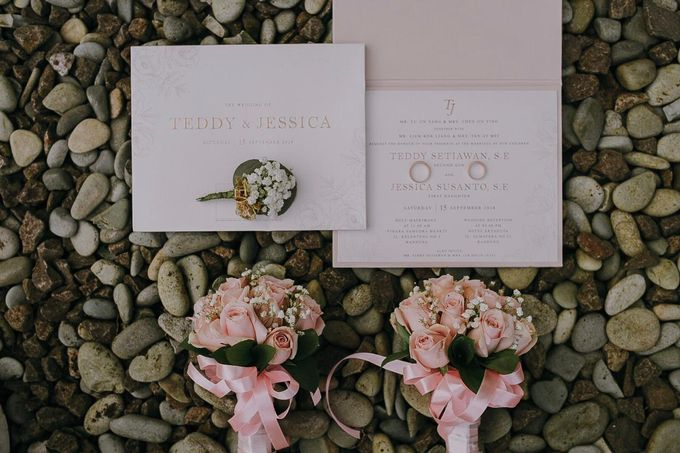 Teddy & Jessica The Wedding by Meltiq Invitation - 013
