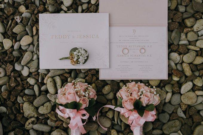 Teddy & Jessica The Wedding by PRIDE Organizer - 013