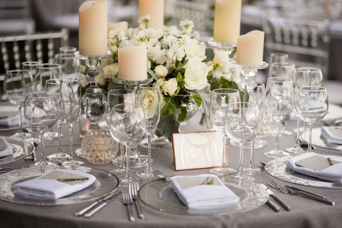 Home Wedding by Creative Touch Party Design - 010