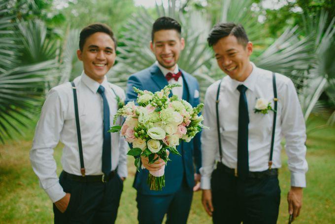 RUSTIC WEDDING DAVID AND JOICE IN SKY AYANA BALI by W organizer - 008