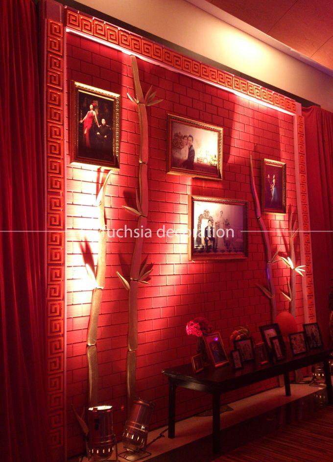 Oriental Wedding by Fuchsia Decoration - 004