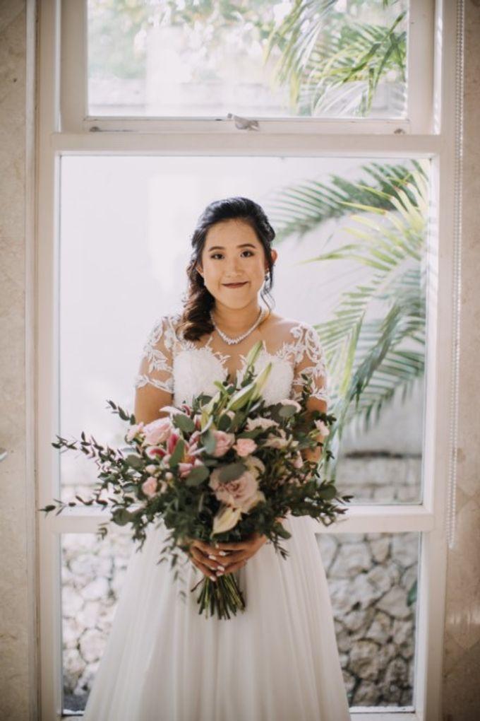 Jessica & Antonio Wedding by Bali Brides Wedding Planner - 012