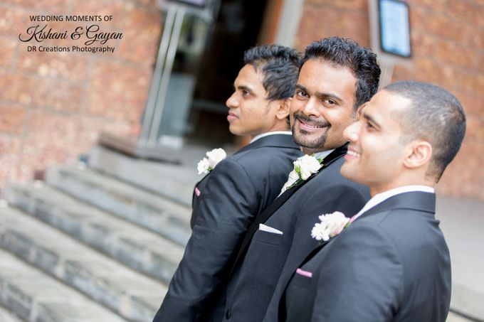 Wedding of Kishani & Gayan by DR Creations - 020