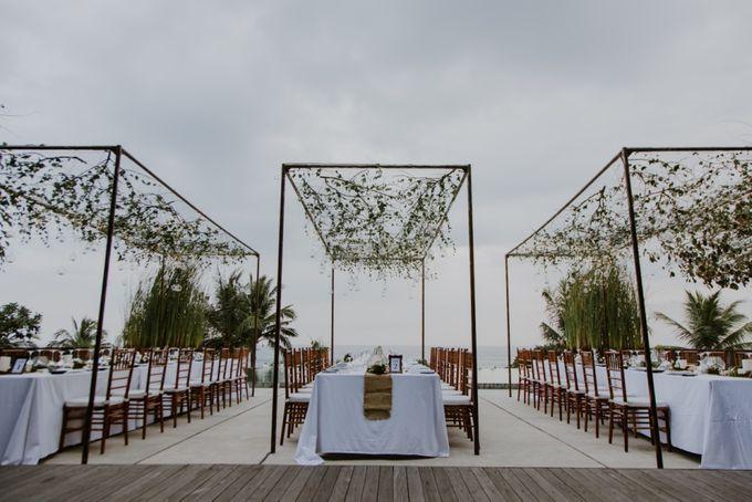 Wedding at Soori Bali by d'Oasis Florist & Decoration - 021