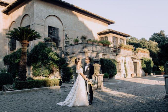 Wedding Ceremony in Villa Giovanelli Fogaccio by Vera Weddings - 014