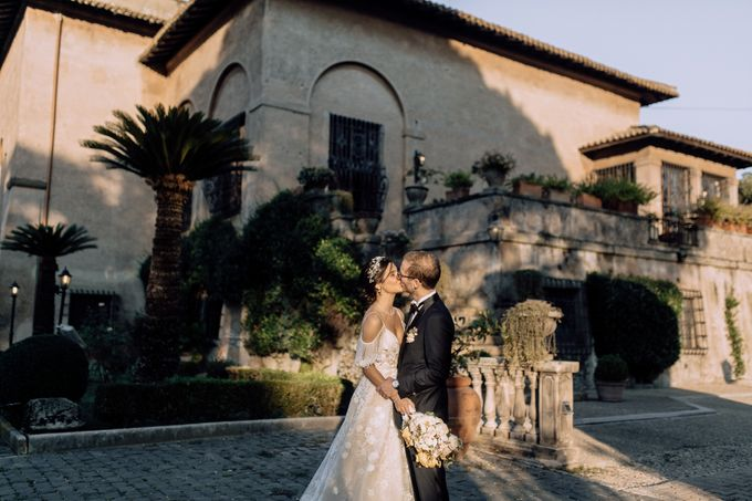 Wedding Ceremony in Villa Giovanelli Fogaccio by Vera Weddings - 015