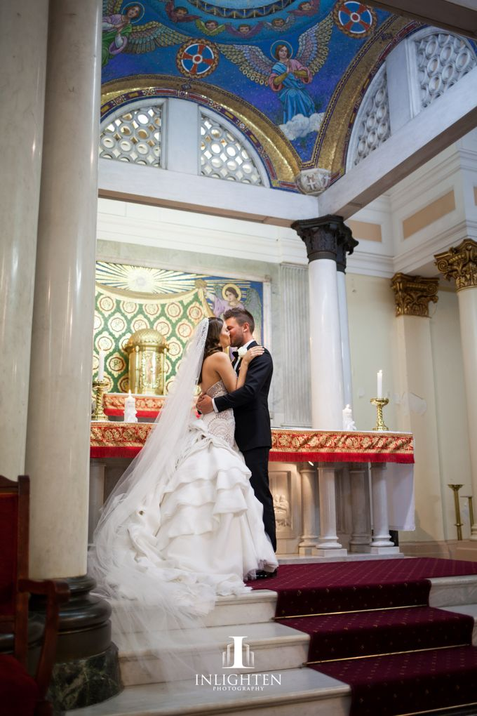 Lisa and Johnnys Wedding by Inlighten Photography - 026