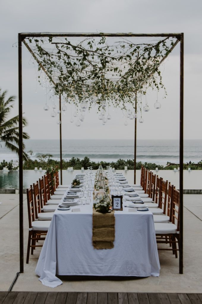 Wedding at Soori Bali by d'Oasis Florist & Decoration - 022