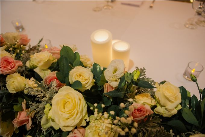 Wedding at Mulia Bali by d'Oasis Florist & Decoration - 021