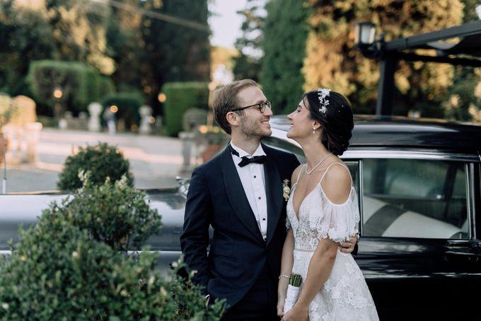 Wedding Ceremony in Villa Giovanelli Fogaccio by Vera Weddings - 016