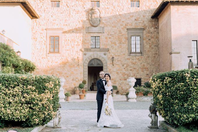 Wedding Ceremony in Villa Giovanelli Fogaccio by Vera Weddings - 017