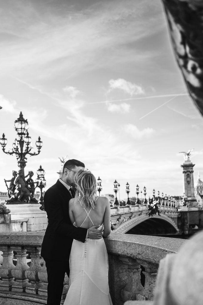 Paris Engagement Photoshoot  -  Fevrier Photography by Février Photography   Paris Photographer - 016