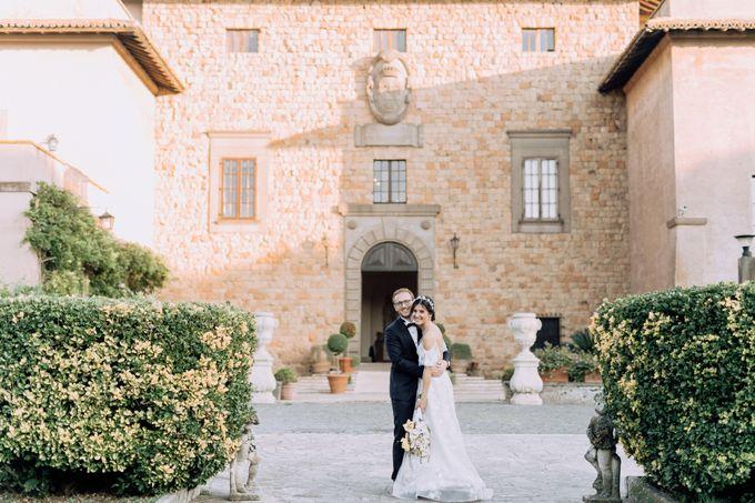 Wedding Ceremony in Villa Giovanelli Fogaccio by Vera Weddings - 018