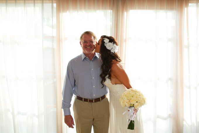 Alenka & Rob by Bali Exotic Wedding Organizer - 003