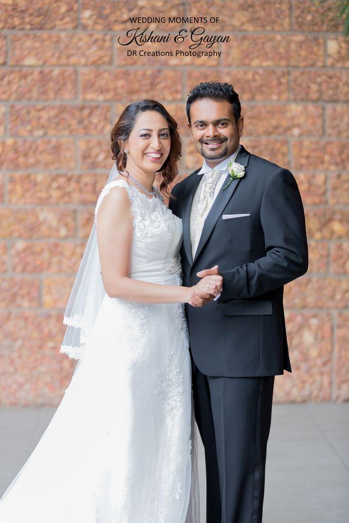 Wedding of Kishani & Gayan by DR Creations - 021