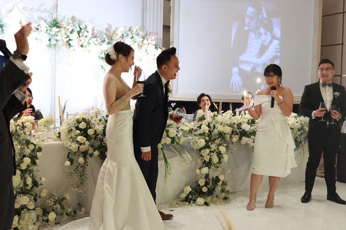 MC Wedding Intimate Fairmont Jakarta - Anthony Stevven by Anthony Stevven - 034