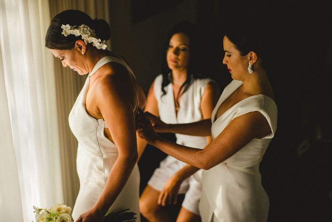 Jeanne & James Bali Wedding by SÁL PHOTO - 018