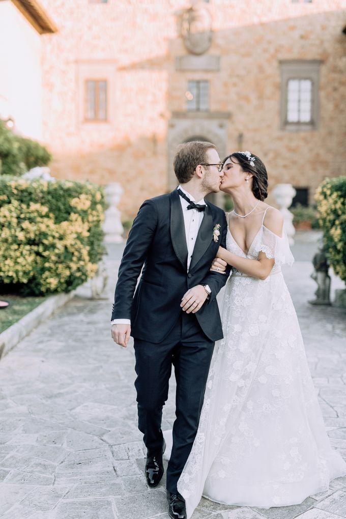 Wedding Ceremony in Villa Giovanelli Fogaccio by Vera Weddings - 019