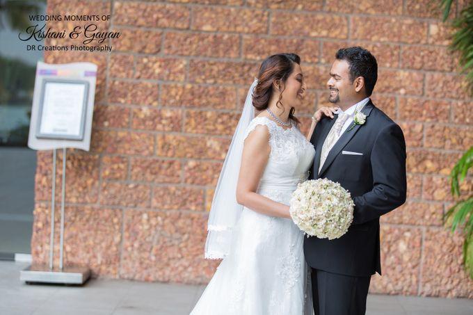 Wedding of Kishani & Gayan by DR Creations - 022