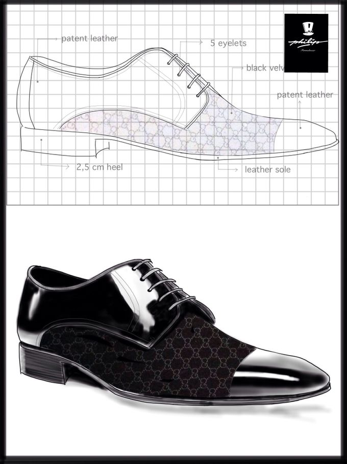 Shoe Design by Philip Formalwear - 005