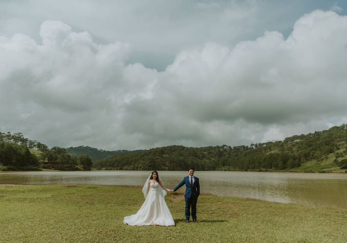 Pre-wedding photography in Da Lat Vietnam by Colours of Vietnam - 004