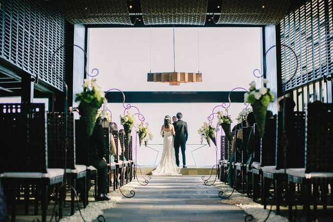Bvlgari Bali & Tirtha Glass House Wedding by AMOR ETERNAL BALI WEDDING & EVENTS - 007