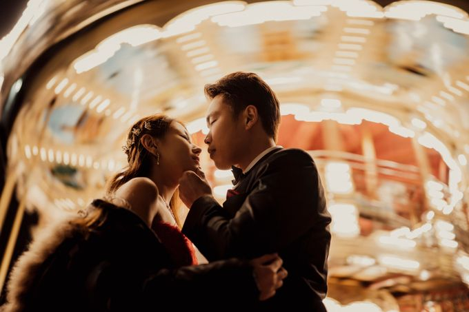 Paris Pre Wedding by Février Photography   Paris Photographer - 013