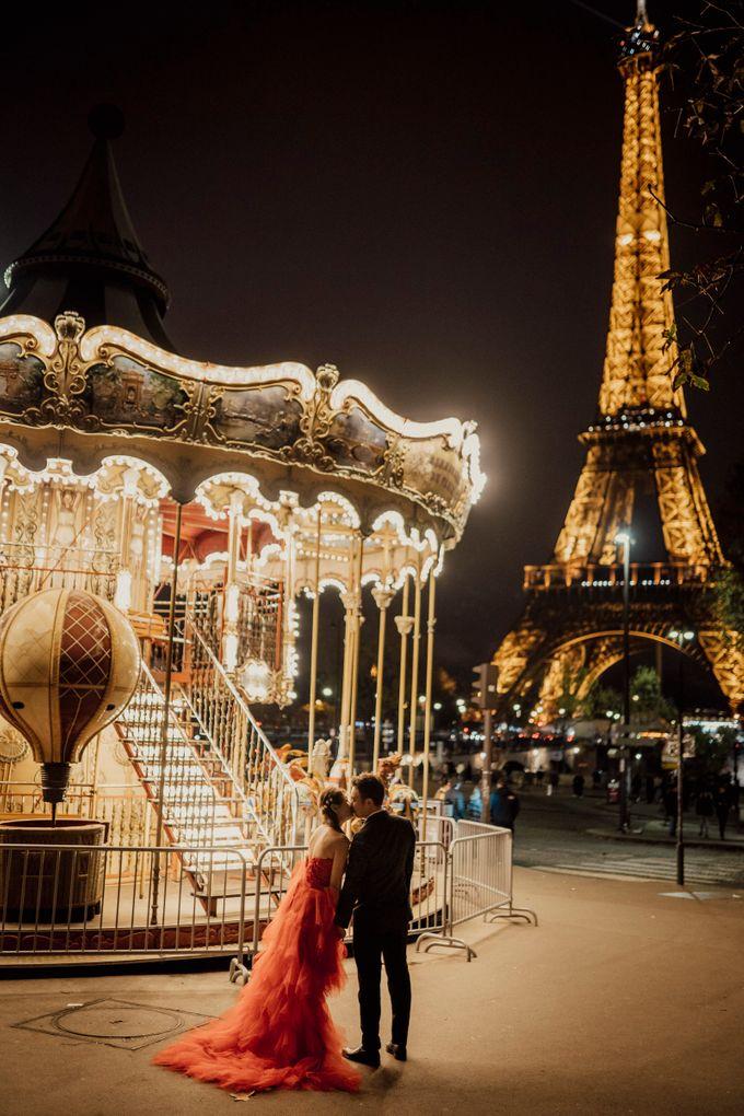 Paris Pre Wedding by Février Photography   Paris Photographer - 015