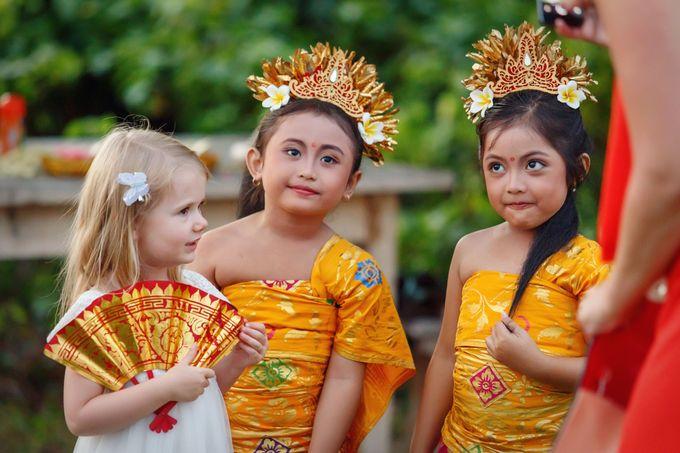 Dreamy Beach and Garden Wedding by D'studio Photography Bali - 006